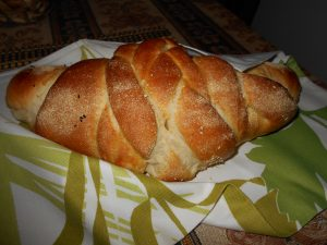 Pletenica hleb