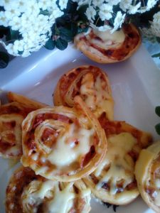 Lisnate mini pizze