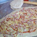 Lisnate mini pizze