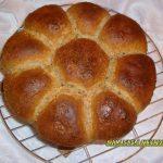 Hleb sa tri vrste brašna