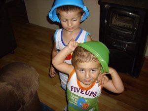 Mama, imamo šešire!
