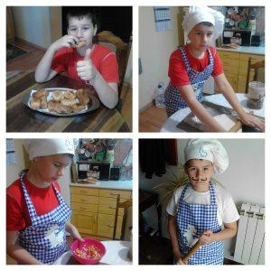 Mihajlo u stvaranju pekarskih đakonija