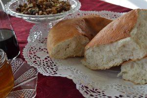 Česnica od belog brašna