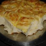 Lisnata pita sa sirom i jajima