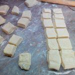 Lisnate pogačice sa sirom