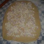 Štrudla sa sirom i šunkom