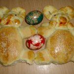 Uskršnje zeke i pogača pletenica