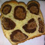 Šareni leopard hleb