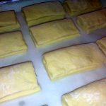 Salčići sa pavlakom i pekmezom od kajsija