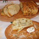 Šareni hleb sa peršunom