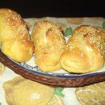 Slane kiflice sa kukuruznim brašnom