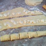 Štrudlice sa sirom