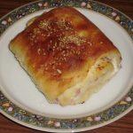 Pogačice sa šunkom i sirom