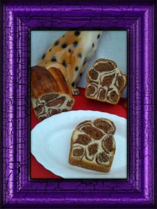 Slatki Leopard hleb