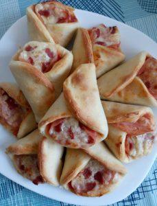 Kornet pizze
