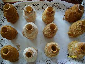 Transilvanijski kolač  Dimnjak kolač