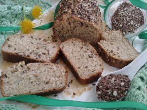 Crni hleb sa semenkama