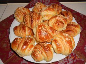Mini kroasani