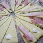 Kroasani sa slaninicom i pavlakom