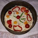 Pica sa jajima od prepelice