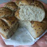 Domaći raženo-integralni hleb sa semenom