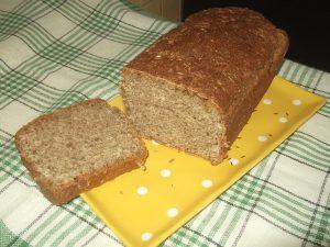 Hleb od više vrsta integralnog brašna