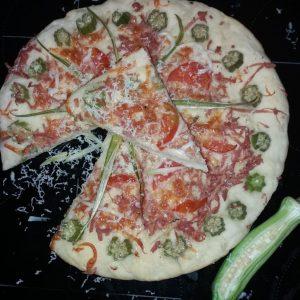 Pica sa bamijama