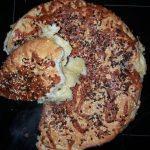 Pogača sa sirom i tikvicama