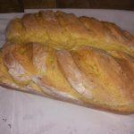 Hleb sa pečenom bundevom