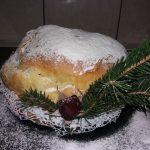 Slatki hleb, omiljeno novogodišnje pecivo