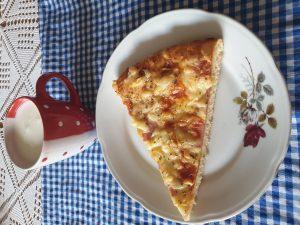 Pica -testo sa kiselim mlekom